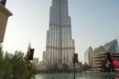Bottom Of Burk Khalifa, Baker & Spice, Souk Al Bahar, UAE