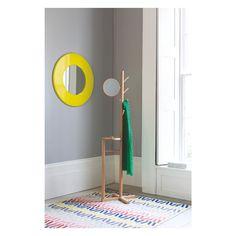 FYFE Medium multi-coloured wool rug 140 x 200cm