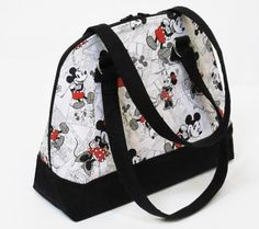 Classic Curve Emma Bag - PDF Sewing Pattern by Pattern Play Designs