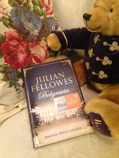 Julian Fellowes: Belgravia, Read, Write and Publish