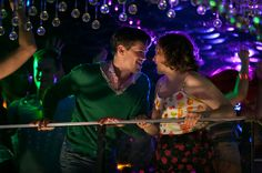 """""""We're the sexiest non-sexual couple this club has EVER SEEN!"""" -Hannah and Elijah in #GIRLS Season 2, Episode 3"""