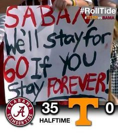 Students stay for full game Fall Football, Alabama Football, College Football, One For The Money, Tide Logo, Sweet Home Alabama, Southern Tide, Alabama Crimson Tide, Roll Tide