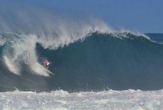 Kelly Slater,em Pipeline, no Havaí