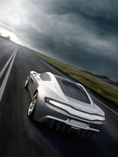 Aston Martin VIE GH Anniversary 100 Concept rendered by Grigory Gorin - Hypercars (4)