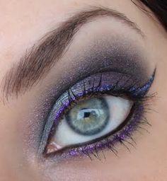 love the purple liner