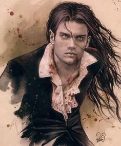 Gustavo is a a dhampir, a human/vampire hybrid. His mother had come from a poor Italian family and his father had been adopted into the Borgia family without them knowing what he really was. Gustavo is even more embittered towards humans and more cruel as well, resulting from his deep rooted hatred for them. But he tends to have a soft spot for children and their mothers, at least if they're being tended to in the right way.