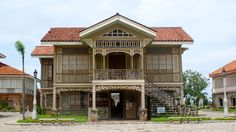 Grandeur Traveler: Las Casas Filipinas de Acuzar: Uprooting the Past to Plant the Future House Architecture Styles, Architecture Concept Drawings, Vernacular Architecture, Filipino Architecture, Philippine Architecture, Filipino House, Filipino Art, Philippines House Design, Philippine Houses