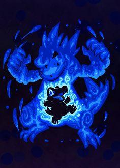 The Ferocious Water Within Anime & Manga Poster Print Pokemon Poster, Pokemon Fan Art, Pokemon Gif, Pokemon Images, Pokemon Pictures, Pokemon Soulsilver, Pokemon Legal, Pokemon Starters, Popular Pokemon