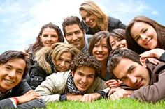 Image detail for -Happy Group Of Friends Smiling Outdoors In A Park Stock Photo 18436927 . Cousin Pictures, Group Pictures, Need Friends, Group Of Friends, Happy Friends, Poses Photo, Picture Poses, Family Posing, Family Portraits