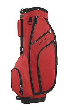 Wilson Cart Lite Golf Bag Red Golfbags