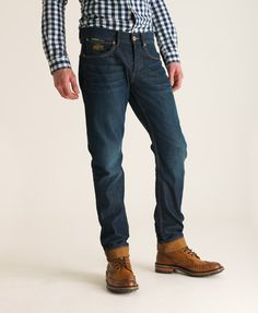 Superdry Copper Fill Loose Jeans