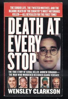 Martin's True Crime Library: Death at Every Stop by Wensley Clarkson Paperback) for sale online Greatest Mysteries, Mass Market, True Crime, True Stories, My Ebay, Book Worms, Thriller, The Man, Psychology