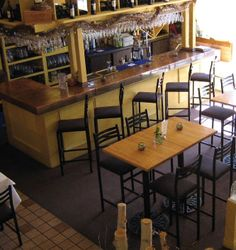 Casual Fine Dining Restaurant Barrie | The Crazy Fox Bistro