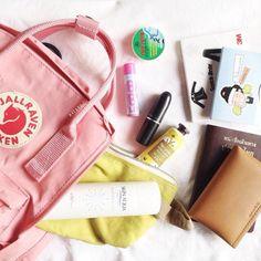If you're ready, I'm ready | Kanken mini blush pink