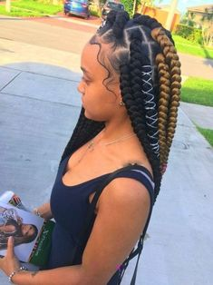 22 Latest Bohemian Feed In Braids Hairstyles Ponytails To Copy In 2019