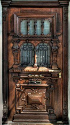 DECO : les plus belles portes du monde 32