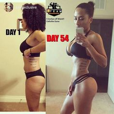 (It's Our Science) We are insanely proud of 30 Day Transformation Team family member @danigxclusive She's is on our FitCurvy Transformation Plan & said her goal is to have a similar look as me. She is following the science that my guy @LutherFreeman created to the tee and it's transforming her too just as Luther's guidance did for me!! Follow the steps and put it that work missing no steps and.... Cellulite gone Waist Smaller Bootie Growing!! #30DayTransformationTeam #ItsTheScience…