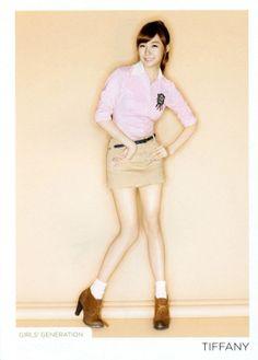 SNSD - Gee (Jpn) - Tiffany