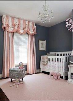 curtains, cute for nursery or little girl's room