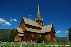 Lom stave church, Oppland