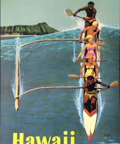 United Air Lines Hawaii (Stan Galli)