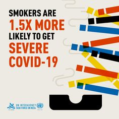 Here is another good reason for saying #NoTobacco 🚭: Smokers are 1.5 times more likely to get severe #COVID19. It's time to quit 🚬 to stay healthy & #BeatNCDs! Social Stories Autism, International Health, World Health Organization, Trends, Health Advice, Public Health, Survival Skills, Go Shopping, How To Stay Healthy