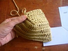 Lessons from the Bra Crochet Design Along