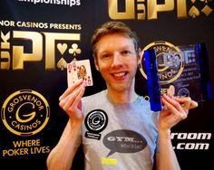 Энди Хиллс одержал победу в Главном Событии Grosvenor UK Poker Tour 2017 и получил более £38 тыс.
