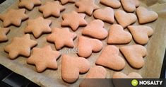 Baby Food Recipes, My Recipes, Sweet Recipes, Cookie Recipes, Ginger Cookies, Baking And Pastry, Winter Food, Cakes And More, Gingerbread Cookies