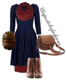 """""""Apostolic Fashions #1195"""" by apostolicfashions on Polyvore featuring Gerry Weber Edition, ONLY and Liz Claiborne"""