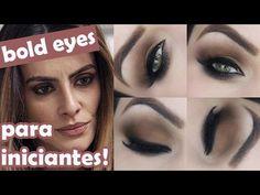 Bold Eyes Makeup Tutorial - Maquiagem Tamara Cleo Pires Haja Coração