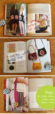 DIY gift ideas --19 handmade bags you can make