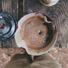 The perfect pour - coffee   VSCO Cam
