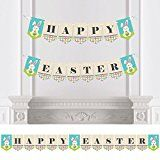 "#DailyDeal Hippity Hoppity - Easter Party Bunting Banner     Pennant measures 8.5"" high x 5.5"" wideExpires Apr 17, 2017     https://buttermintboutique.com/dailydeal-hippity-hoppity-easter-party-bunting-banner/"