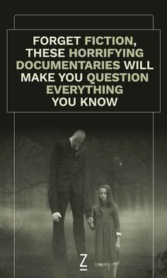Forget Fiction, These Horrifying Documentaries Will Make You Question Everything You Know Movie List, Movie Tv, Movies To Watch, Good Movies, Scary Documentaries, Creepy Stories, Ghost Stories, Books To Read, My Books