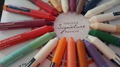 The new Find Your Signature is here from Partylite! Go to my website to learn more Www.partylite.biz/janahumphries