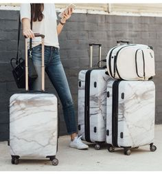 Astyll 30-Inch Spinner & 22-Inch Spinner Luggage Set | Baggage ...