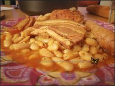 Le Cassoulet, Cooking Chef, Macaroni And Cheese, Food And Drink, Chicken, Vegetables, Ethnic Recipes, Voici, Conservation