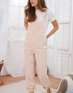 Aerie Eyelet Overall by  American Eagle Outfitters | Eyelet details for extra girl power! The coziest overalls. Ever. Eyelet details for extra girl power! The coziest overalls. Ever.  Shop the Aerie Eyelet Overall and check out more at AE.com.