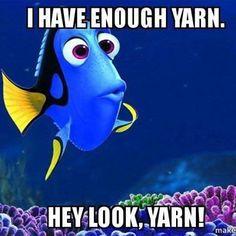Yarn!                                                                                                                                                      More