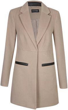 George Formal Coat on shopstyle.co.uk