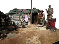 Collaborations Archives - Vettius 1/6 War Dioramas