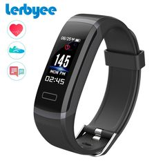 LERBYEE Color Screen Smart Band GT101 Smart Wristband Heart Rate Monitor Fitness Tracker Sleep Tracker Sport Smart Watch  Price: 18.48 & FREE Shipping #computers #shopping #electronics #home #garden #LED #mobiles #rc #security #toys #bargain #coolstuff |#headphones #bluetooth #gifts #xmas #happybirthday #fun