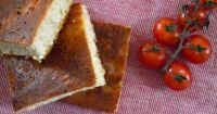 Συνταγή για Focaccia με δενδρολίβανο και λεμονοπίπερο - Focaccia with rosemary and lemon pepper από την κατηγορία Ψωμιά με βαθμό δυσκολίας Εύκολη. Τρόπος μαγειρέματος: Φούρνος