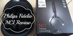 Philips Fidelio NC1 review - New favourite noise cancelling headphones  #mindovermusic