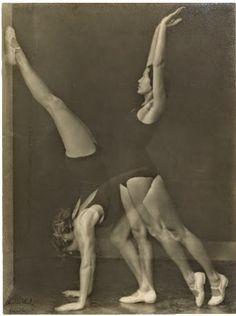 Wanda Wulz :: Exercise, 1932