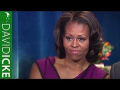 "David Icke: Michelle Obama's ""sell-out"" job at the hospital she worked in - YouTube"