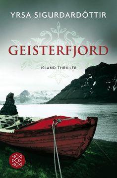 Yrsa Sigurdardottir, ich liebe ihre Bücher. Spannende Mischung aus Thriller und übersinnlichen Elementen.