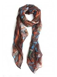 Between the Dotted Lines Scarf                                                                                                                                        $20.00