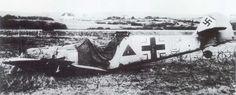 Messerschmitt Bf 109E1B 4.JG27 Triangle Wite G ex 4.LG2 Paul Wacker WNr 6313 shot down Dorset 30th Nov 1940